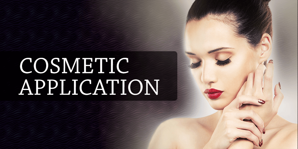 Cosmetic  or Makeup Application