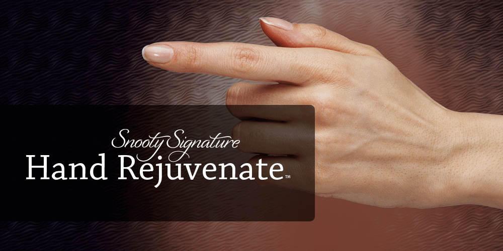 Snooty Signature Hand Rejuvenation
